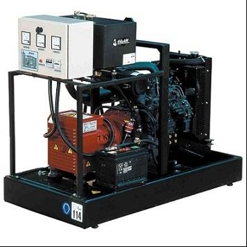 Дизельный генератор Gesan DPA 25E SC