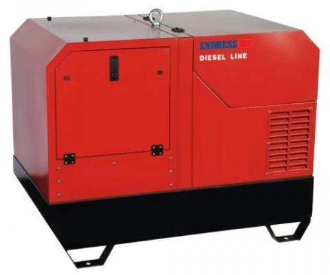 Дизельный электрогенератор ENDRESS ESE 1208 HS-GT ES DI Silent