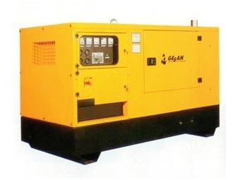Дизельный генератор Gesan DPAS 15E MF LS