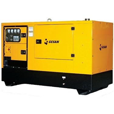 Дизельный генератор Gesan DPAS 25E AB