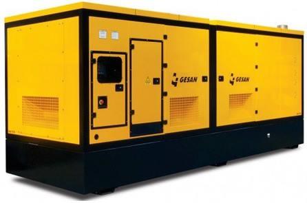 Дизельный генератор Gesan DPAS 90E ME