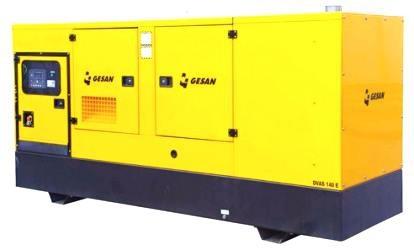 Дизельный генератор Gesan DVAS 140E ME