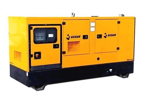 Дизельный генератор Gesan DPAS 150E ME