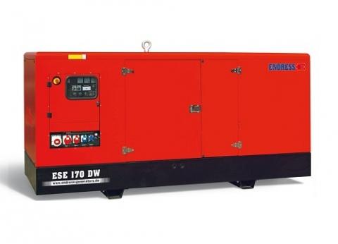 Дизельный электрогенератор ENDRESS ESE 170 DW-B