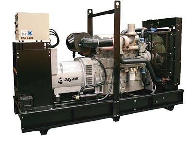 Дизельный генератор Gesan DPA 450E ME