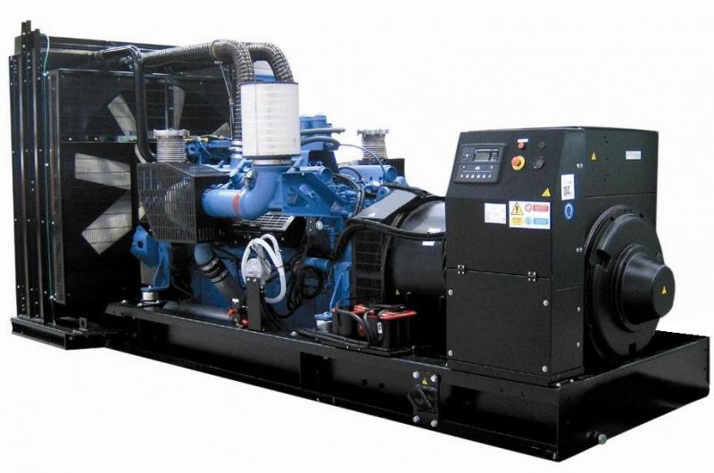 Дизельный генератор Gesan DTA 715E ME