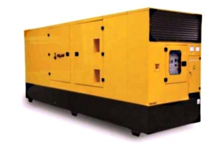 Дизельный генератор Gesan DVAS 550E ME