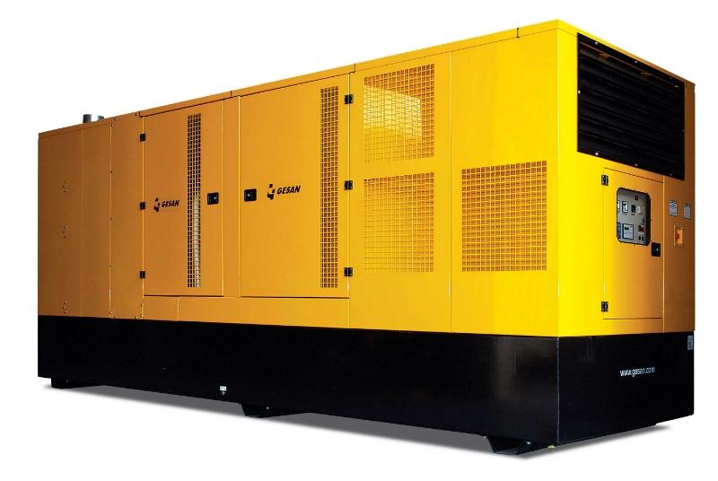 Дизельный генератор Gesan DVAS 700E ME