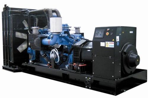 Дизельный генератор Gesan DTA 860E ME