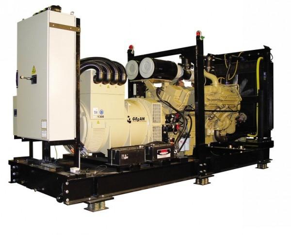 Дизельный генератор Gesan DTA 1250E ME