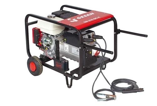 Сварочная генераторная установка переменного тока Gesan GS 170 AC H rope