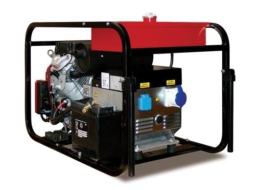 Бензогенераторная установка Gesan G 12000 H L auto