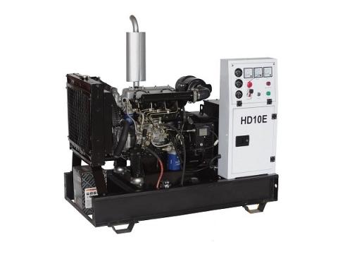 Электростанция дизельная HILTT HD10E