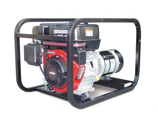Бензогенераторная установка Gesan G 12000 V L key