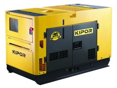 Дизельная электростанция KIPOR KDE16SS