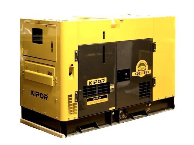 Дизельная электростанция KIPOR KDE20SS3