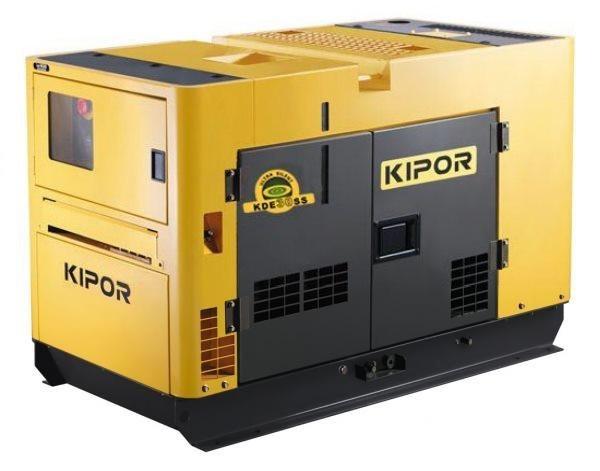 Дизельная электростанция KIPOR KDE30SS3