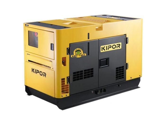 Дизельная электростанция KIPOR KDE75SS3