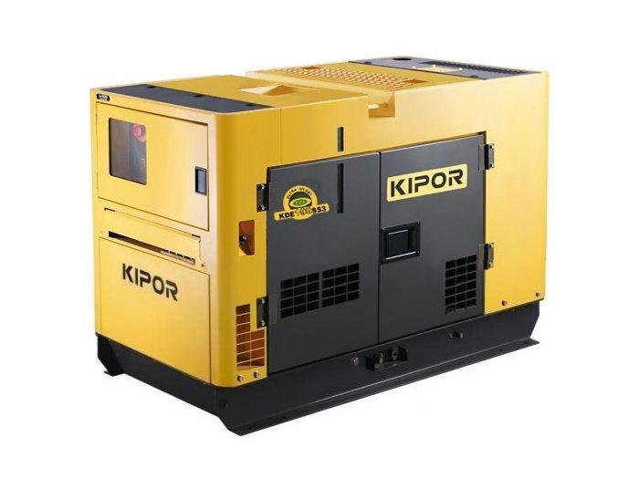 Дизельная электростанция KIPOR KDE100SS3
