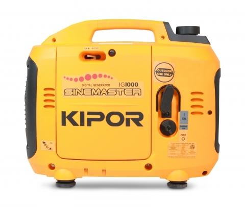 Бензогенератор инверторный Kipor IG1000