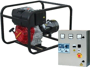 Дизельная генераторная установка Gesan L 4 MF auto