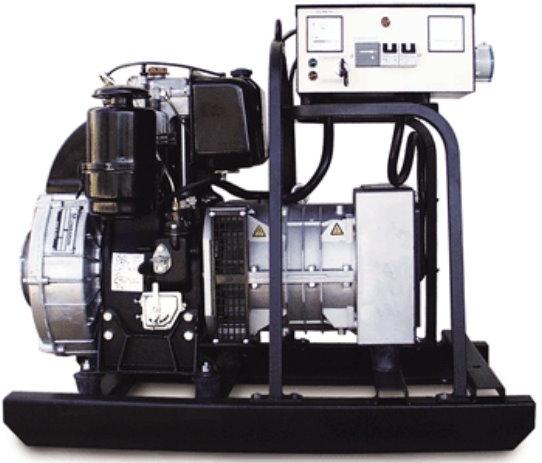 Дизельная генераторная установка Gesan L 20 MF key