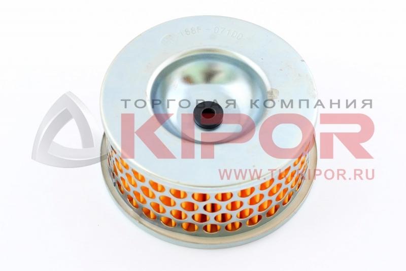 Фильтр воздушный Yanmar L40, L48, L60, L70 (круглый)
