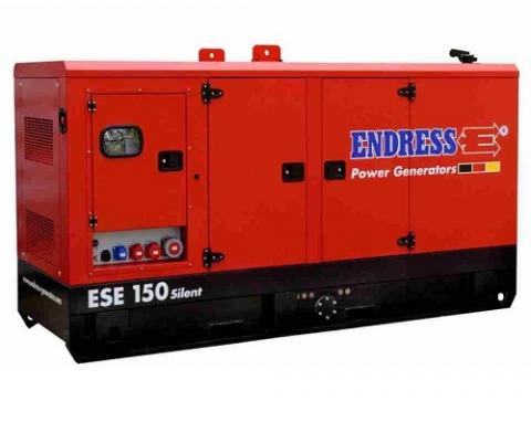 Дизельный электрогенератор ENDRESS ESE 150 DW-B