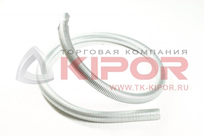 Гофра выхлопной трубы для бензогенератора и дизель-генератора диаметром 40 мм и 70 мм