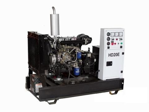 Электростанция дизельная HILTT HD20E