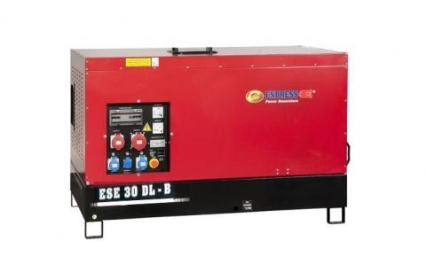 Дизельный электрогенератор ENDRESS ESE 30 YW-B