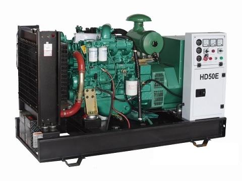 Электростанция дизельная HILTT HD50E3