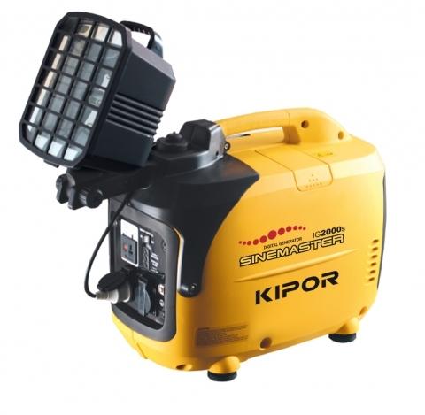 Бензогенератор инверторный Kipor IG2000s