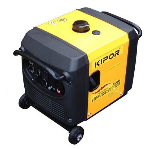 Бензогенератор инверторного типа Kipor IG4000