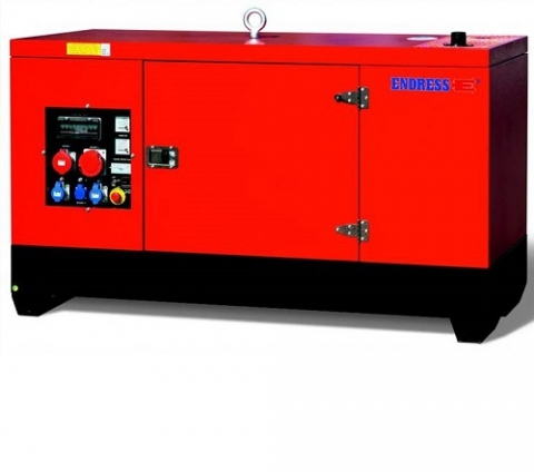 Дизельный электрогенератор ENDRESS ESE 405 MW/AS