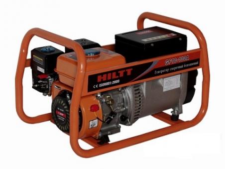 Бензиновый сварочный генератор HILTT GF10-130A - 1590