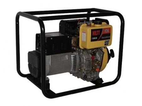 Сварочный генератор дизельный HILTT GF180AE (HILTT GFW180A) - 1588