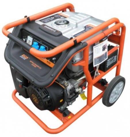 Бензиновый генератор ECO ZM3800-E - 1036