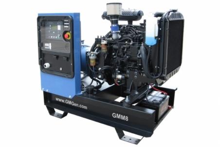 Дизельная электростанция GMGen GMM8 - 1074