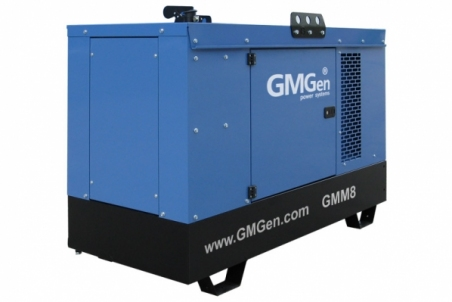 Дизельная электростанция GMGen GMM8 - 1075