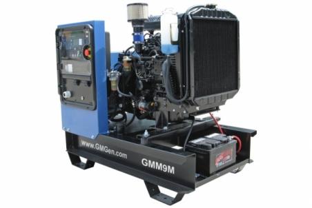Дизельная электростанция GMGen GMM9M - 1076