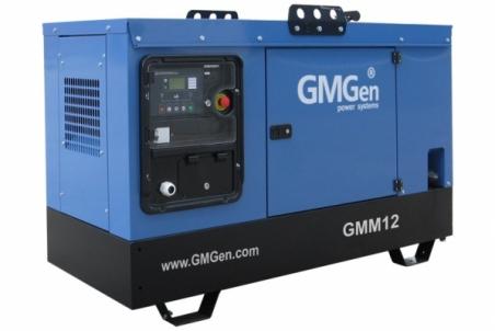 Дизельная электростанция GMGen GMM12 - 1079