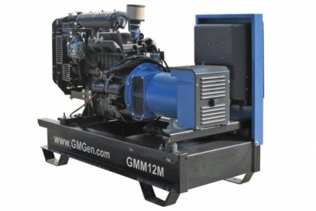 Дизельная электростанция GMGen GMM12M - 1080