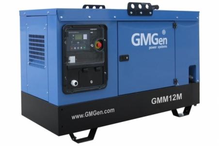 Дизельная электростанция GMGen GMM12MS - 1081