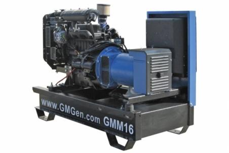 Дизельная электростанция GMGen GMM16 - 1082
