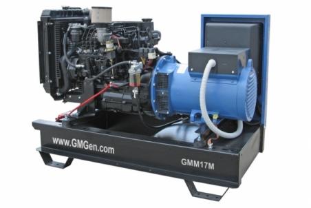 Дизельная электростанция GMGen GMM17M - 1084