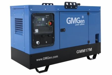 Дизельная электростанция GMGen GMM17M - 1085