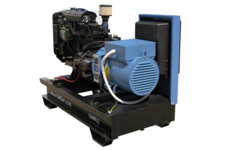 Дизельная электростанция GMGen GMM22 - 1086