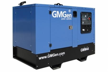 Дизельная электростанция GMGen GMM44 - 1091