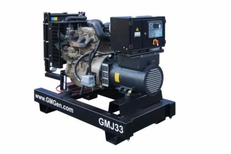 Дизельная электростанция GMGen GMJ33 - 1093